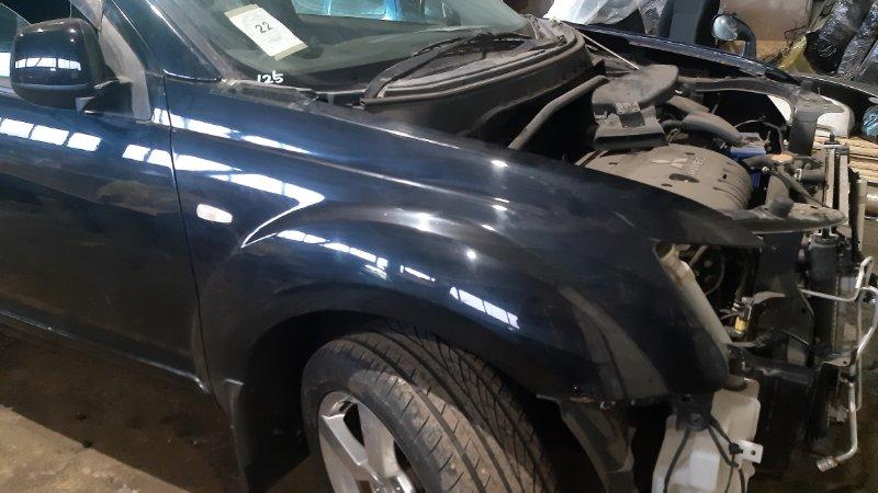 Крыло Mitsubishi Outlander CW4W 4B12 2007 переднее правое