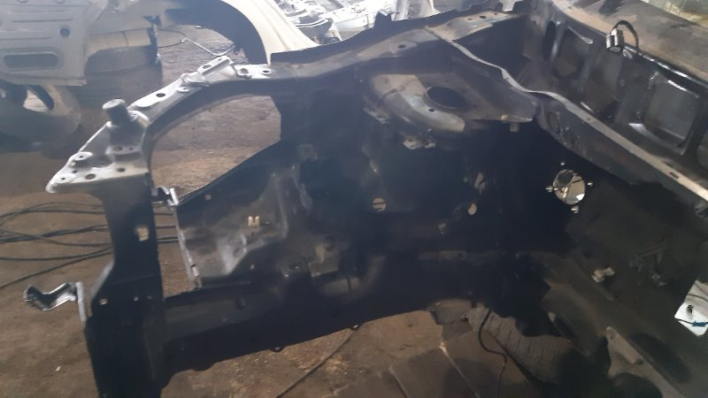 Лонжерон Mitsubishi Outlander CW4W 4B12 2008 правый