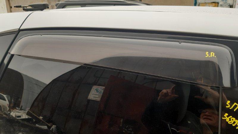 Ветровик Toyota Nadia ACN10 1AZFSE задний правый