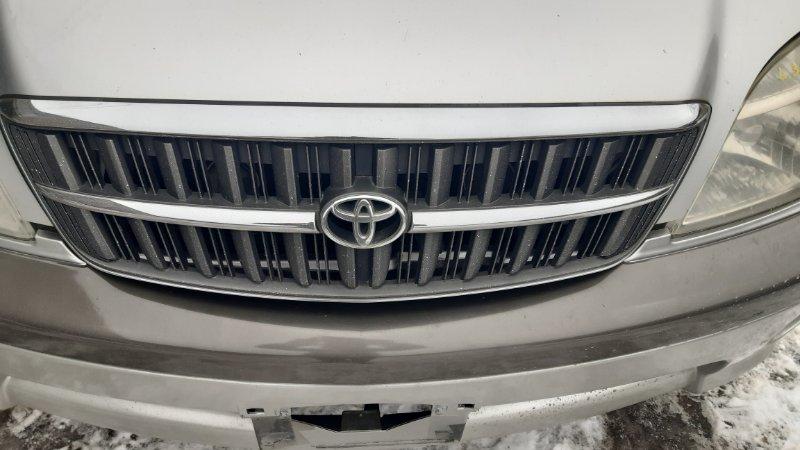 Решетка радиатора Toyota Nadia ACN10 1AZFSE
