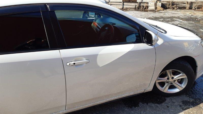 Дверь боковая Toyota Allion NZT260 1NZFE 2008 передняя правая