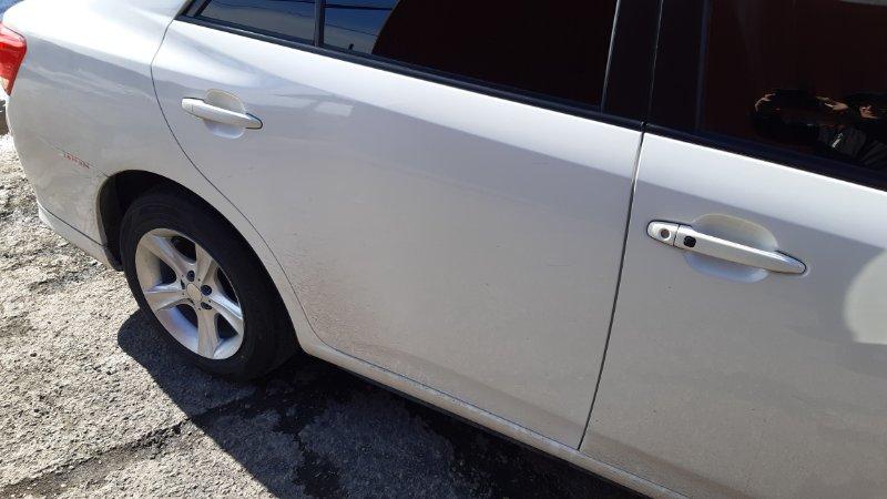 Дверь боковая Toyota Allion NZT260 1NZFE 2008 задняя правая