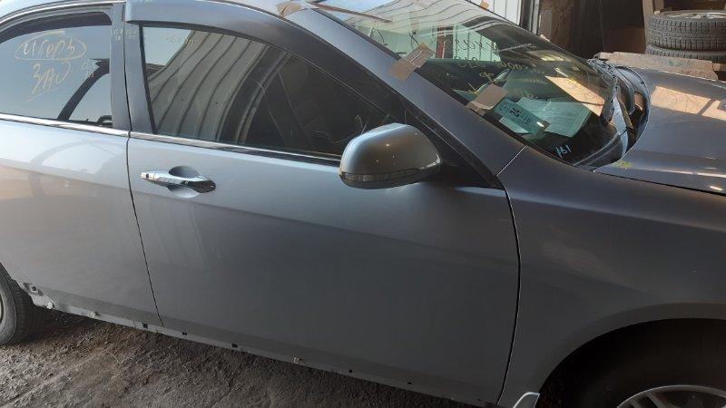 Дверь боковая Honda Accord CL7 J30A4 2003 передняя правая