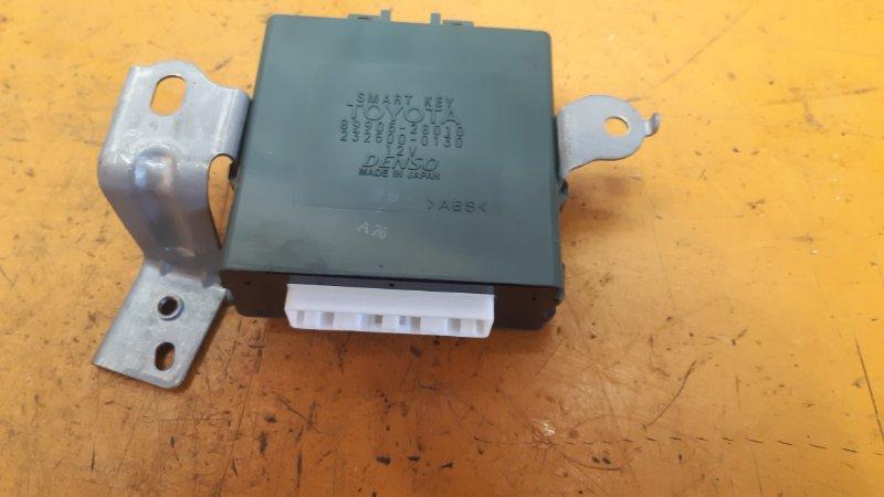 Блок электронный Toyota Porte NNP10 1NZFE 2002