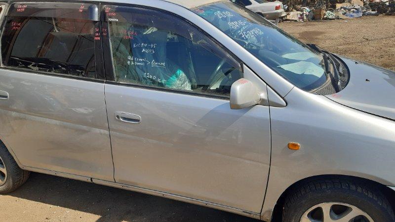 Дверь боковая Toyota Gaia ACM10 1AZFSE передняя правая