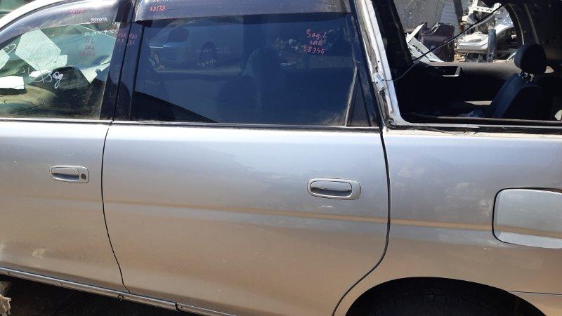 Дверь боковая Toyota Gaia ACM10 1AZFSE задняя левая