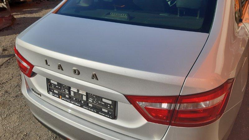 Крышка багажника Лада Веста 21129 2017