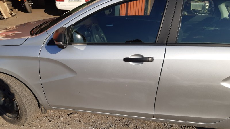 Дверь боковая Лада Веста 21129 2017 передняя левая