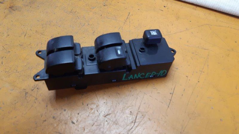 Блок управления стеклоподъемниками Mitsubishi Outlander CW4W 4B12 2008