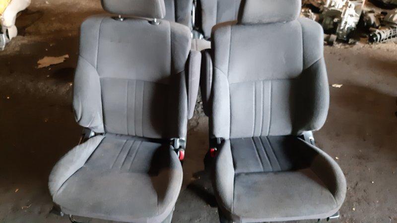 Сиденье Toyota Gaia ACM10 1AZFSE 2001