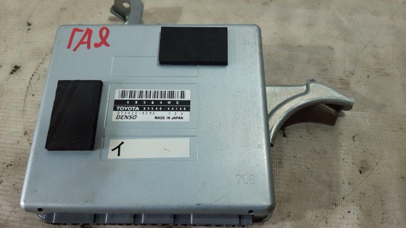 Блок электронный Toyota Gaia SXM15 3SFE 2001