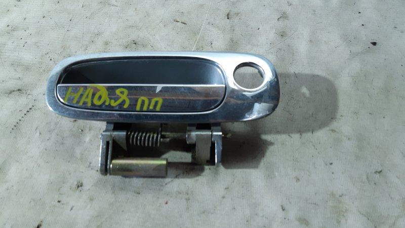 Ручка двери Toyota Nadia ACN10 1AZFSE 1999 передняя правая