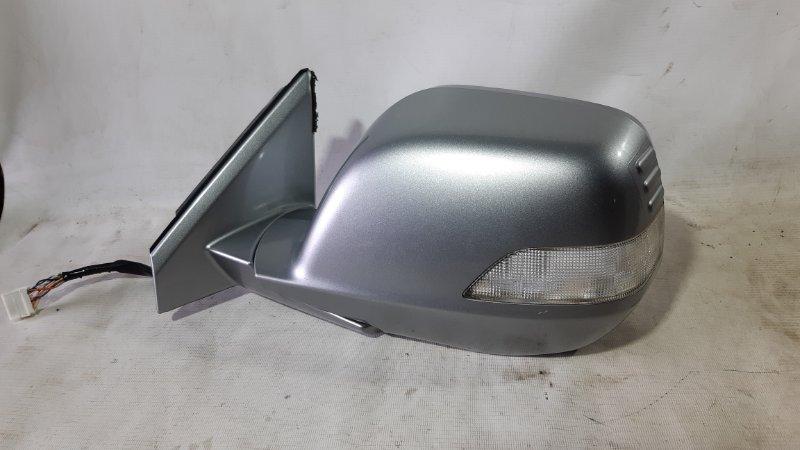 Зеркало Honda Crv RE3 K24A левое