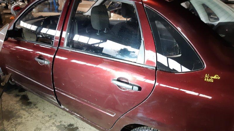 Дверь боковая Лада Гранта BAZ11183 2012 задняя левая