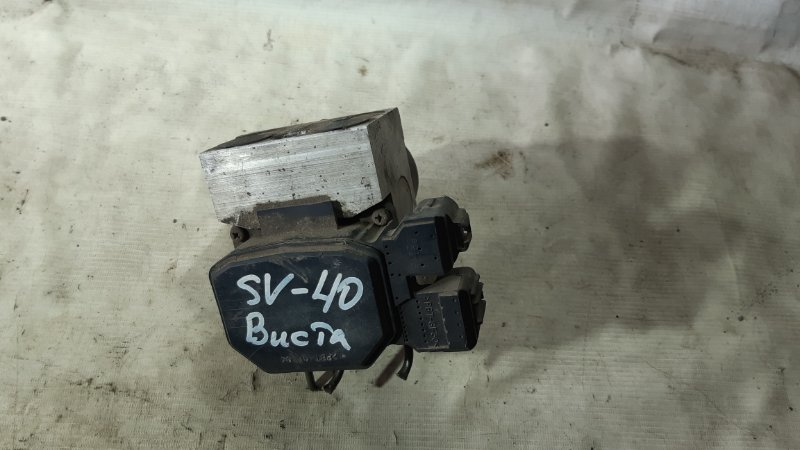 Блок abs Toyota Camry CV40