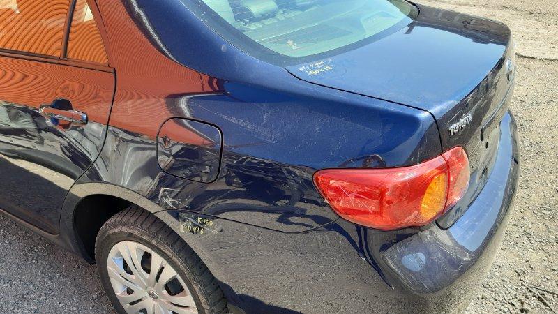Крыло Toyota Corolla ADE150 1ADFTV 2007 заднее левое