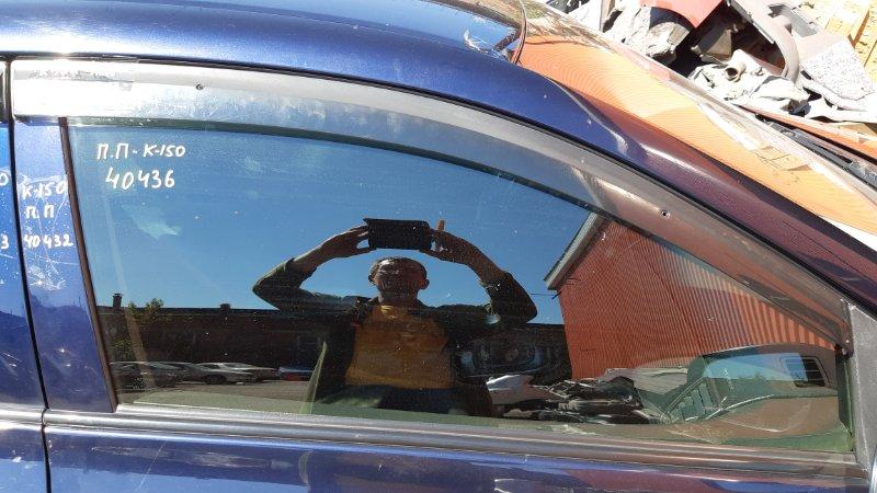 Ветровик Toyota Corolla ADE150 1ADFTV 2007 передний правый