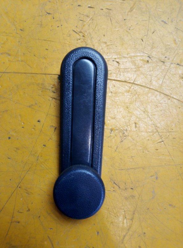 Ручка стеклоподъёмника Toyota Corolla ADE150 1ADFTV 2007