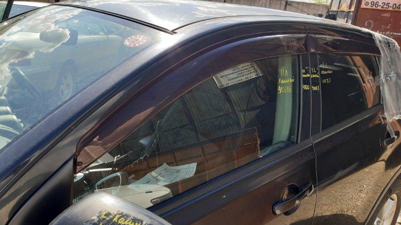Ветровик Nissan Dualis J10 MR20DE 2008 передний левый
