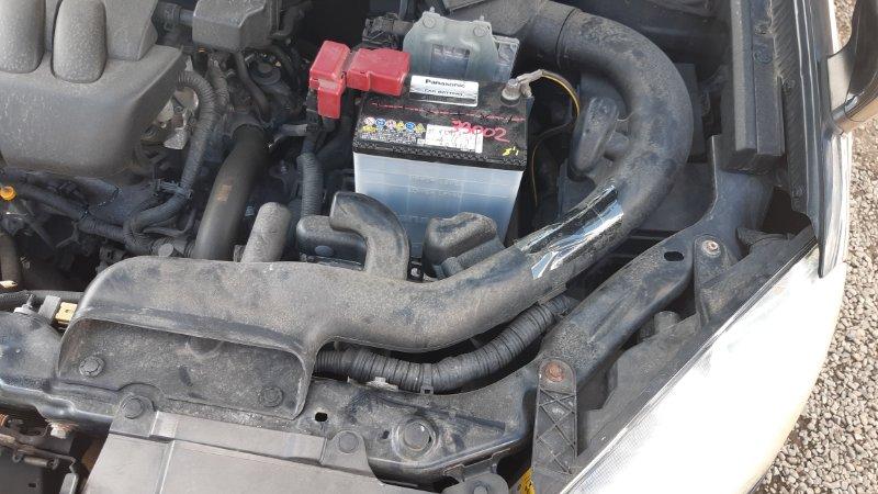 Воздухозаборник Nissan Dualis J10 MR20DE 2008