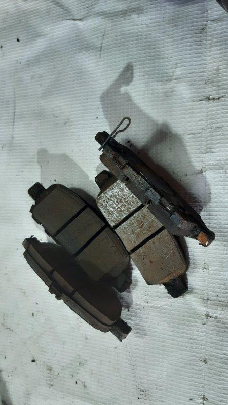Колодки задние Nissan Dualis J10 MR20DE 2008 задние