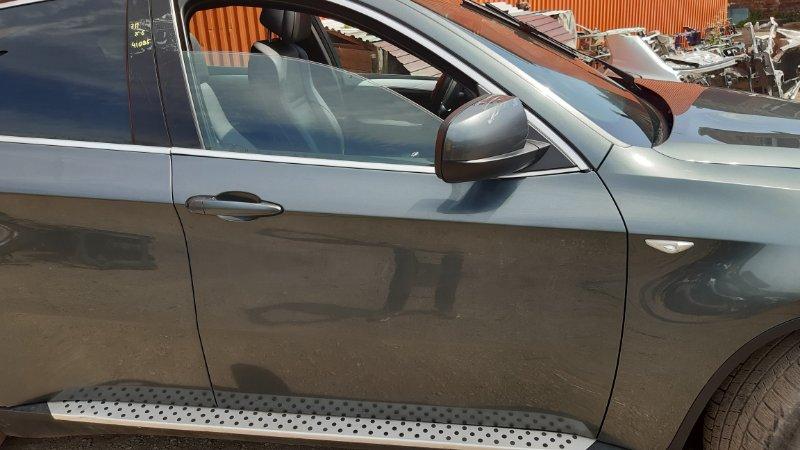 Дверь боковая Bmw X6 E71 M57D30TU2 2009 передняя правая