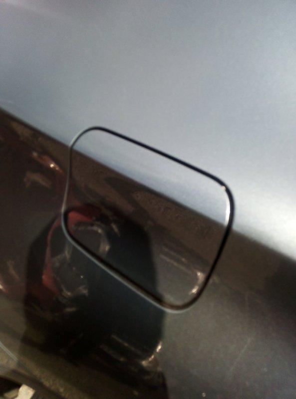 Лючок бензобака Bmw X6 E71 M57D30TU2 2009