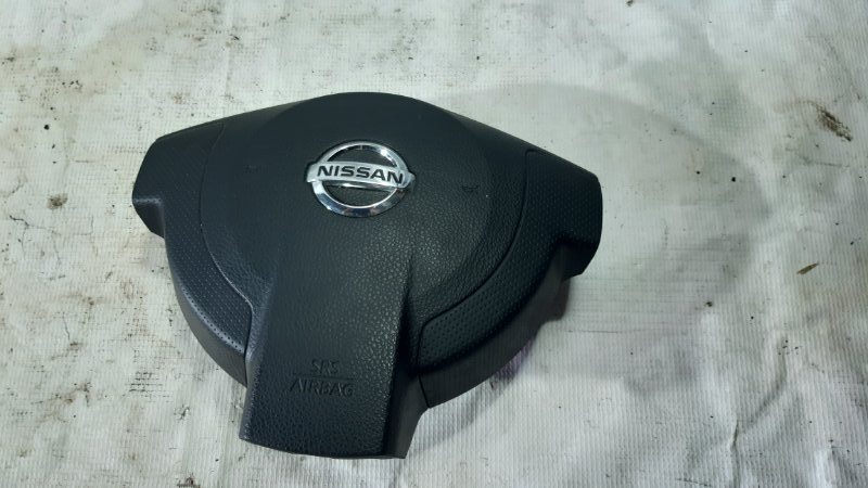 Подушка безопасности Nissan Dualis J10 MR20DE 2008