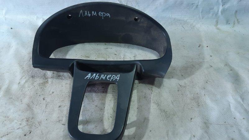 Накладка панели Nissan Almera Classic B10