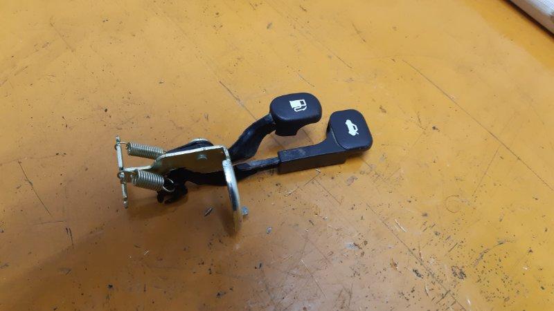 Ручка открывания бензобака Kia Rio FB D3FA 2014