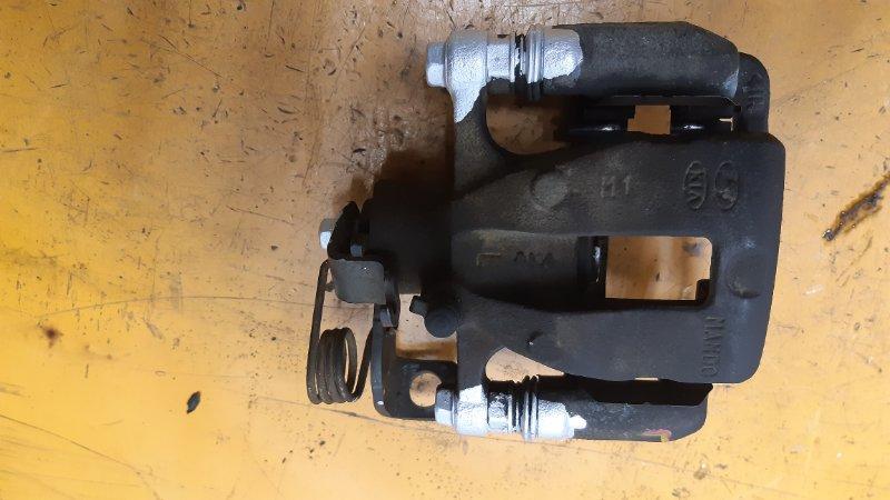 Суппорт Hyundai Solaris FB D3FA 2014 задний левый