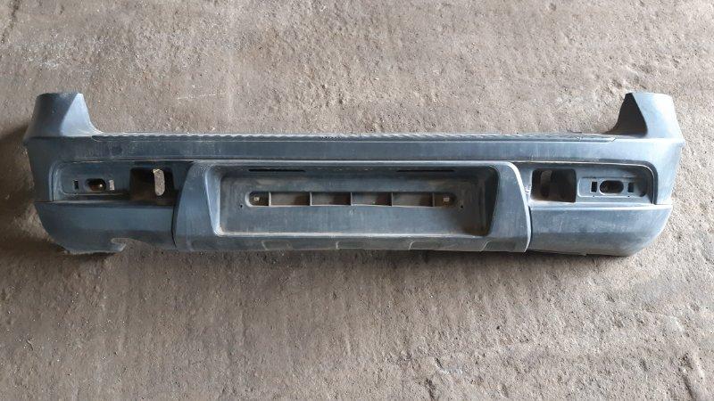 Бампер Chevrolet Niva Chevrolet Niva BAZ2123 2011 задний