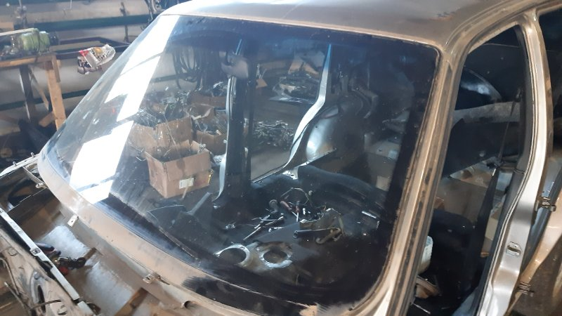 Стекло лобовое Chevrolet Niva Chevrolet Niva BAZ2123 2011