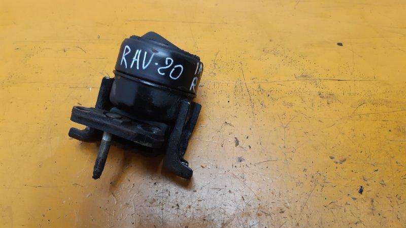 Подушка двигателя Toyota Rav4 ACA20 1AZFE 2005 правая
