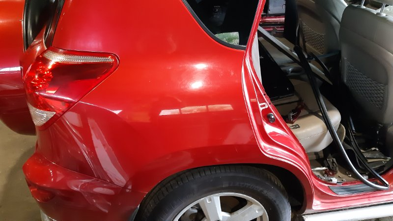 Крыло Toyota Rav4 ACA30 1AZFE 2006 заднее правое