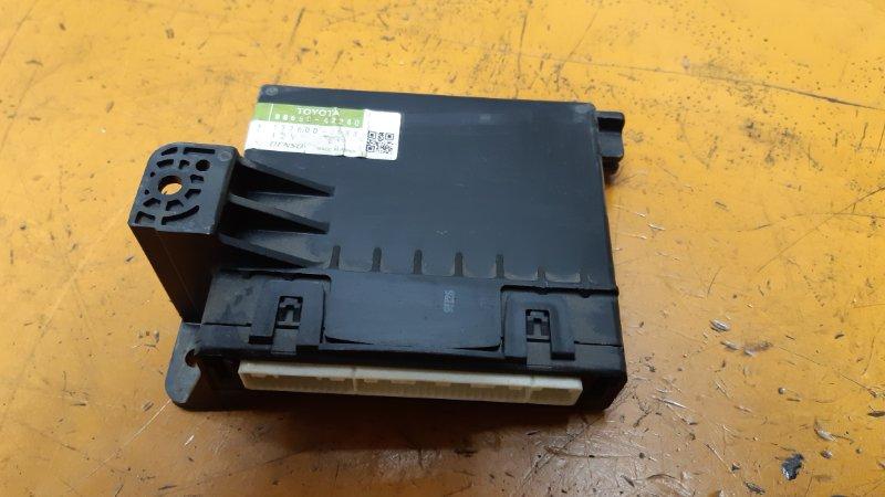 Блок электронный Toyota Rav4 ACA30 1AZFE 2006
