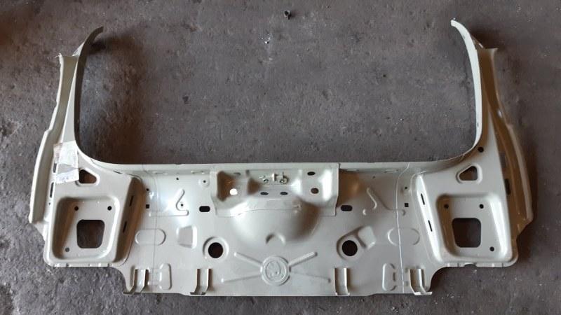 Панель кузова Skoda Octavia 1Z3 AZV задний