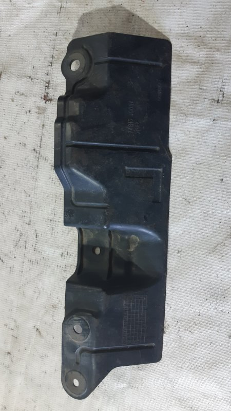 Защита Nissan X-Trail DNT31 левая