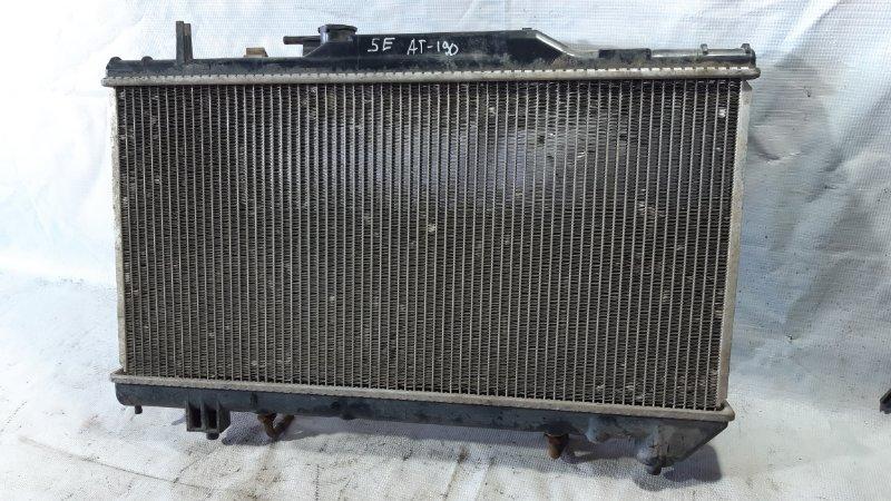 Радиатор Toyota Caldina 190 5EFE