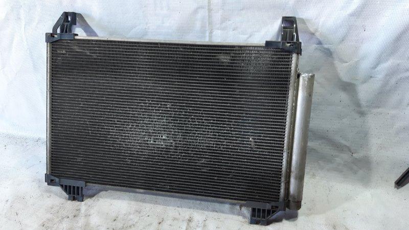 Радиатор кондиционера Toyota Ractis NCP100 1NZFE