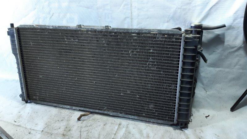 Радиатор Mazda Capella GF8P KFZE