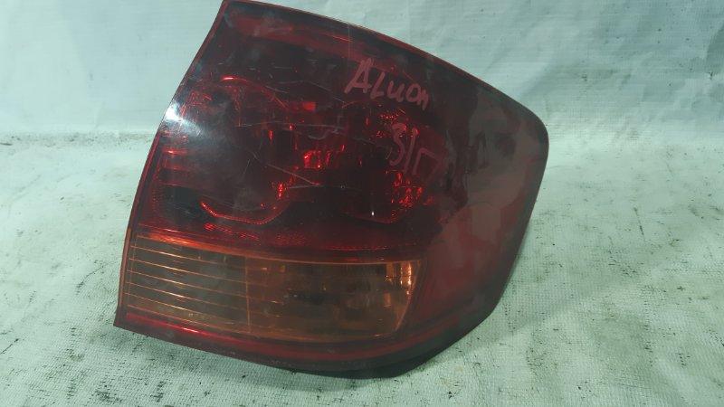 Стоп-сигнал Toyota Allion AZT240 1NZFE правый