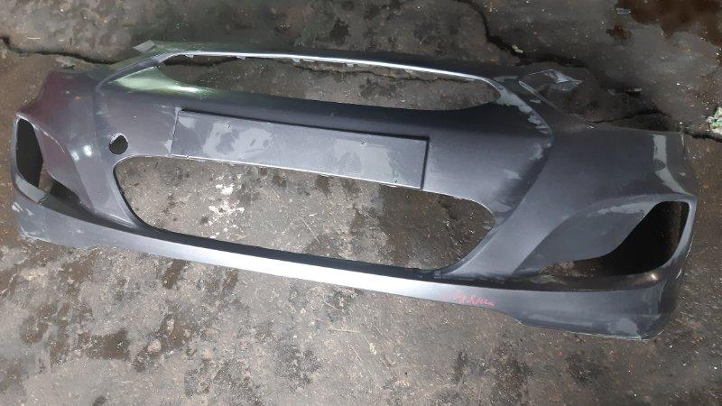 Бампер Hyundai Solaris QB G4FA передний