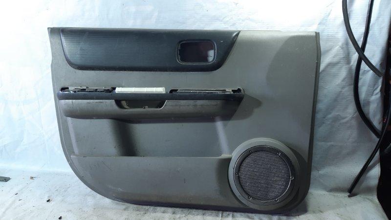 Обшивка двери Nissan X-Trail NT30 QR20DE передняя левая