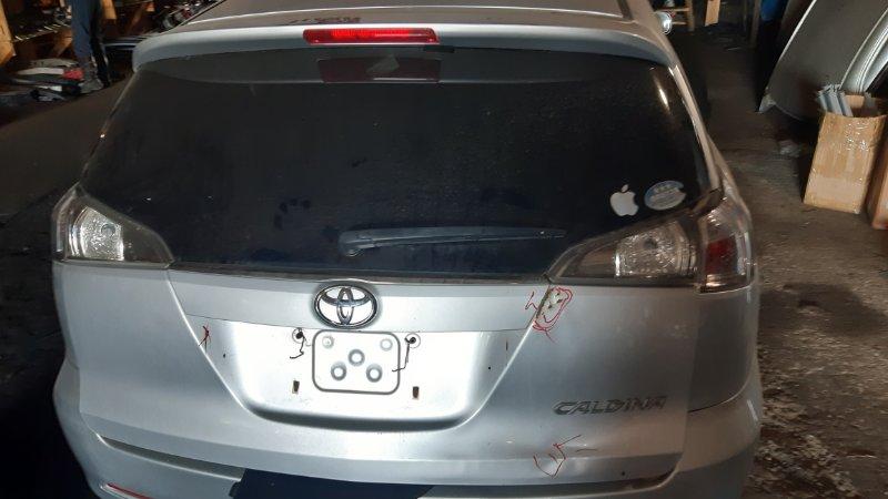 Дверь-5 Toyota Caldina AZT241 1AZFSE 2002