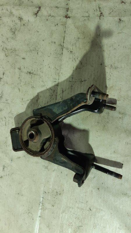 Подушка двигателя Toyota Caldina AZT241 1AZFSE 2002 задняя