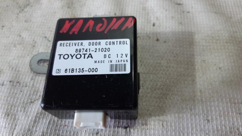 Блок электронный Toyota Caldina AZT241 1AZFSE 2002