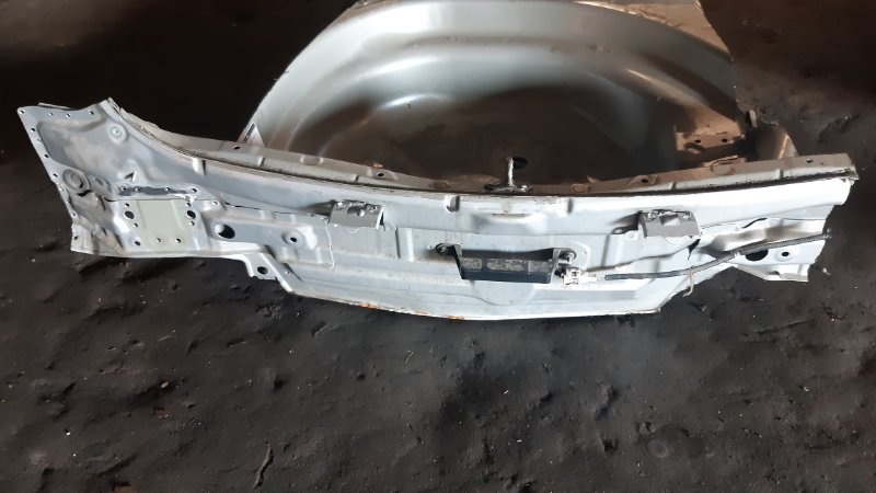 Панель кузова Toyota Corolla Fielder NZE141 1NZFE 2002 задний