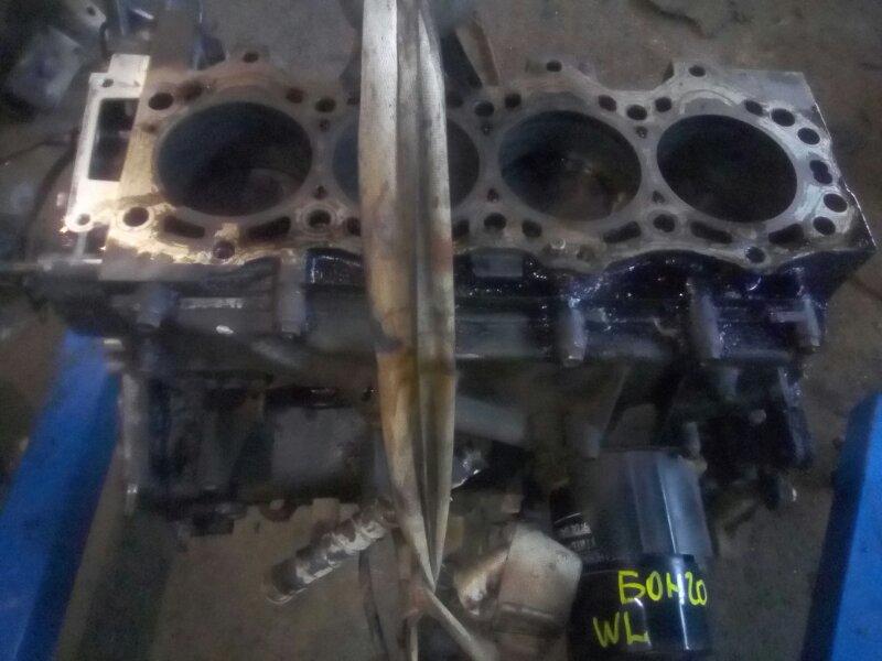 Блок цилиндров Mazda Bongo Friendee SG5W WLT