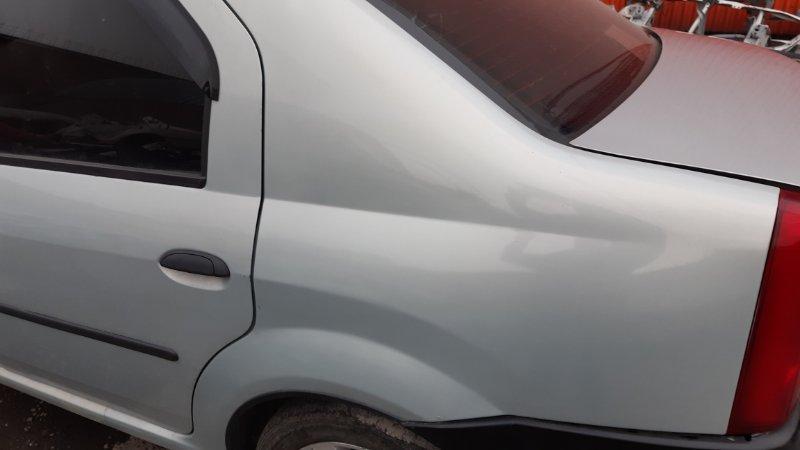 Крыло Renault Logan LS0G D4D заднее левое